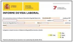 CAMPAÑA ANUAL DE ENVÍOS DE LOS INFORMES DE VIDA LABORAL A TRABAJADORES Y AUTÓNOMOS